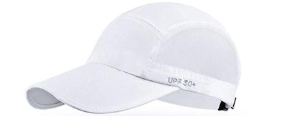 ELLEWIN UPF 50 Baseball Cap With Foldable Bill