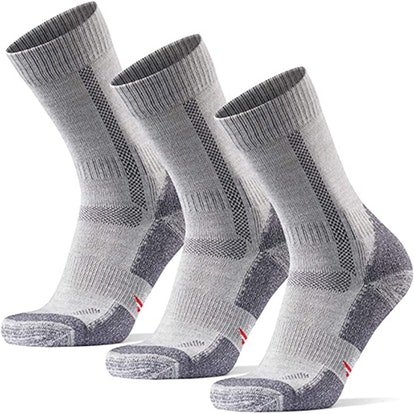 DANISH ENDURANCE Merino Wool Socks (3-Pack)