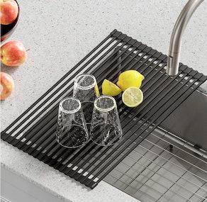 Kraus Roll-Up Dish Drying Rack