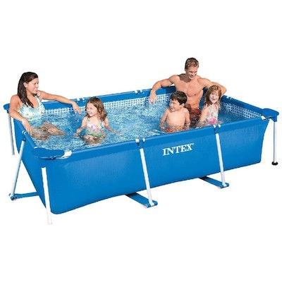 Intex Rectangular Above-Ground Swimming Pool