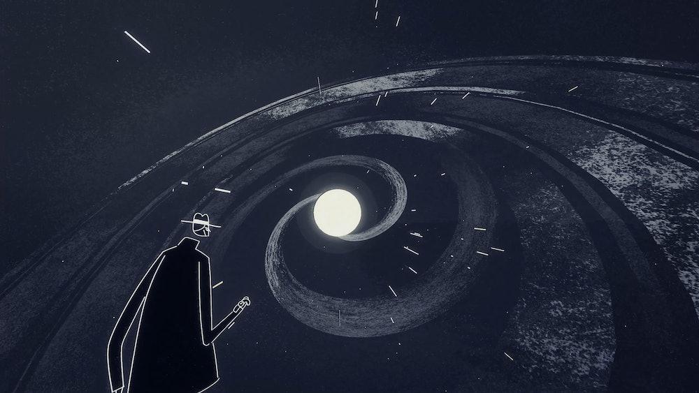 genersis noir no man  galaxy space indie game
