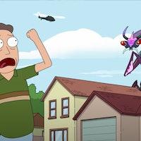 'Rick and Morty' season 5 trailer finally brings back the show's best joke