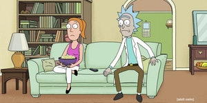 'Rick and Morty' season 5 trailer finally brings back the show's best joke