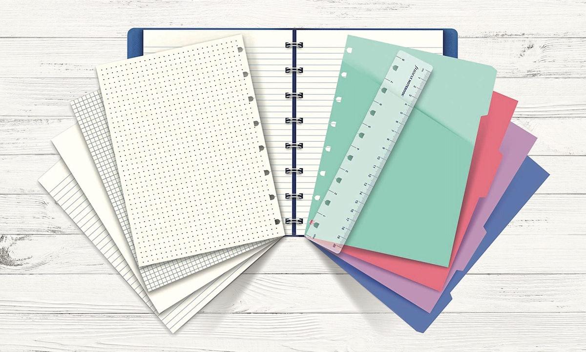 best refillable notebooks