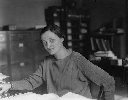 Cecilia Payne-Gaposchkin is a female scientist whose achievements are rarely taught.