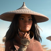 'Raya and the Last Dragon' review: Best post-apocalypse epic since 'Mad Max: Fury Road'