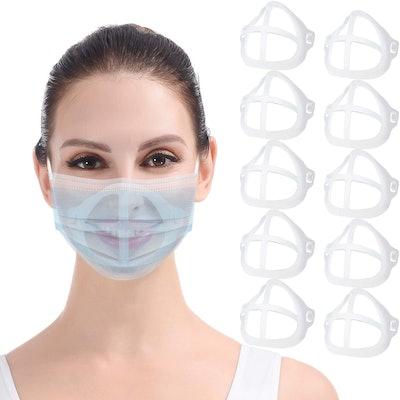 DISEN 3D Bracket for Face Mask (10 Pack)