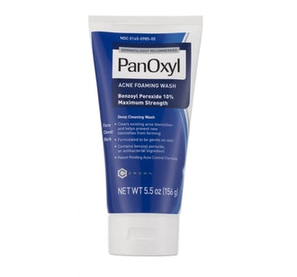 PanOxyl Acne Foaming Wash