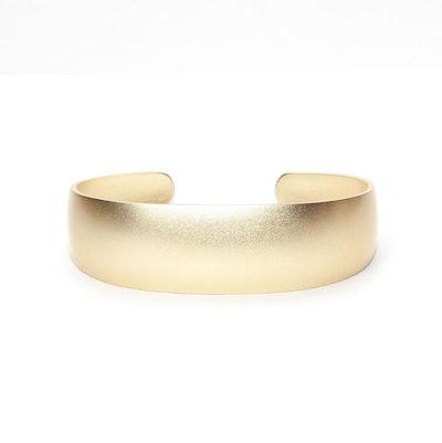 Satin Cuff - Gold