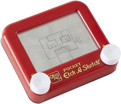 Pocket Etch A Sketch