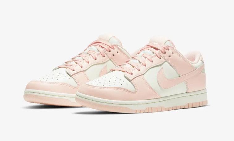 "Nike ""Orange Pearl"" Dunk Low"
