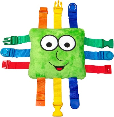 Buckle Toy Buster Square