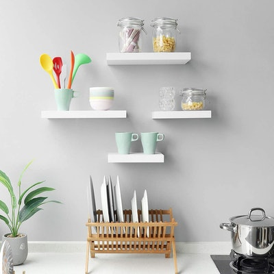 WELLAND Floating Shelves (Set of 2)