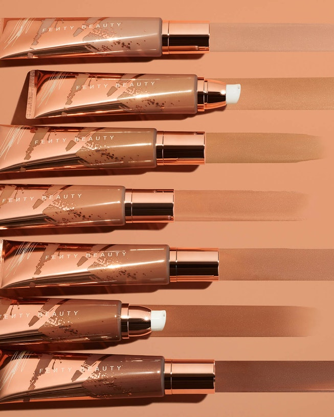Fenty Beauty Body Sauce is among the best March 2021 New Makeup