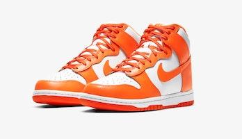 "Nike ""Syracuse"" Dunk High"