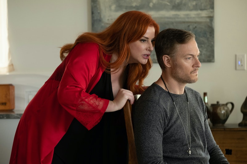 Diane Neal and Tahmoh Penikett star in Circle of Deception via the Lifetime press site