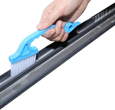 Rienar Window Track Cleaning Brushes (Set of 2)