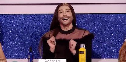 Denali as Jonathan Van Ness in 'Drag Race' Season 13 Snatch Game