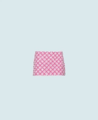 Cady Embroidered Skirt