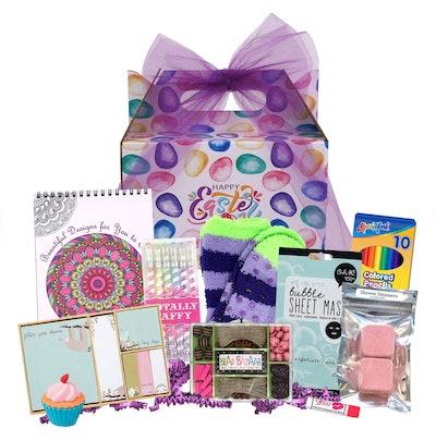 Teen Girl's Easter Gift Basket