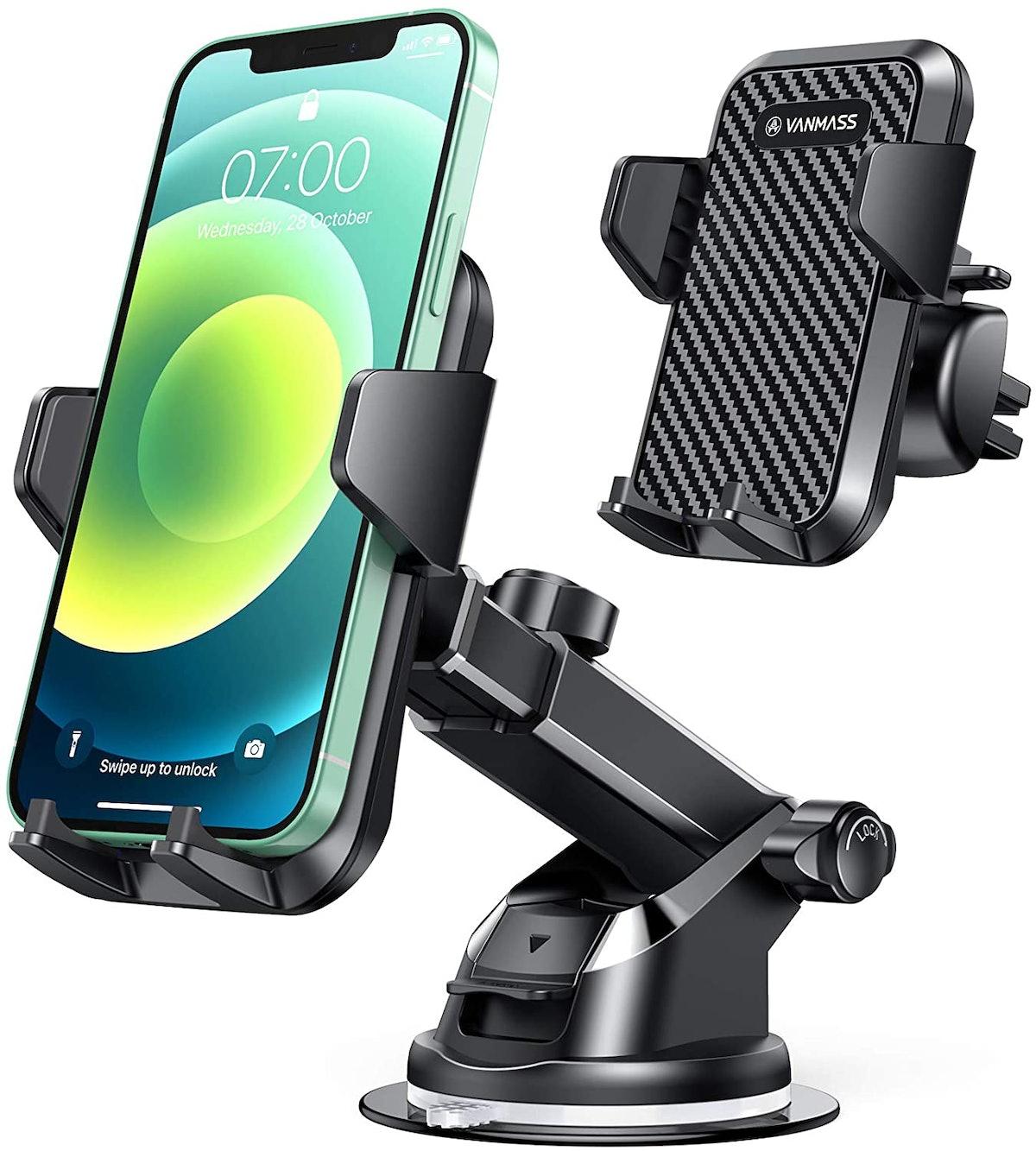 VANMASS Universal Car Phone Mount