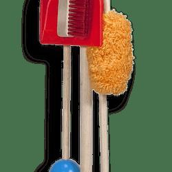 Melissa & Doug Dust, Sweep, Mop Set