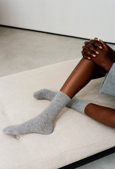 Cashmere Lounge Socks