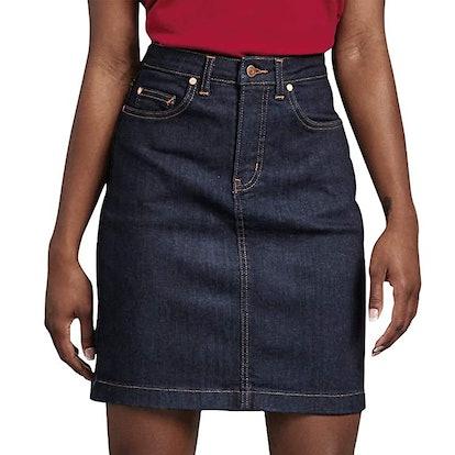 Dickies Denim Skirt