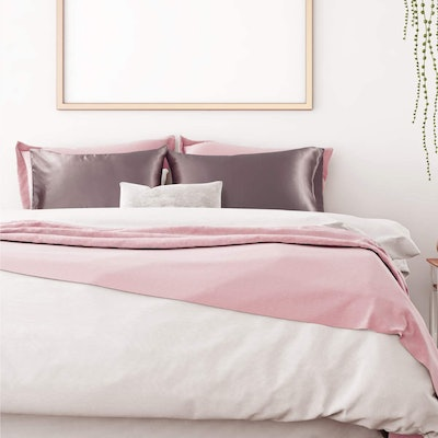 Bedsure Satin Pillowcases (2-Pack)