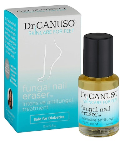 DR CANUSO SKINCARE FOR FEET Fungal Nail Eraser