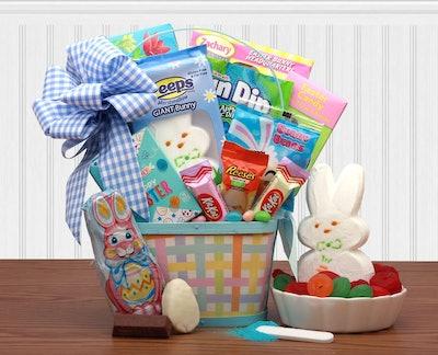 Easter Delights Easter Gift Basket