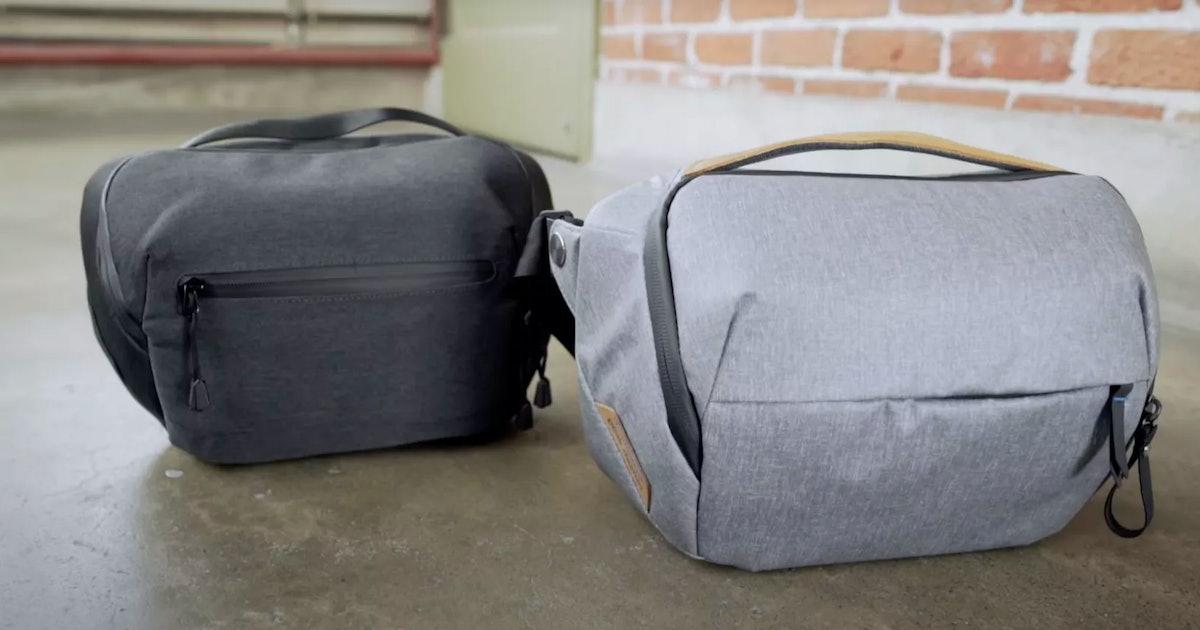 Bag maker Peak Design just put Amazon on peak blast