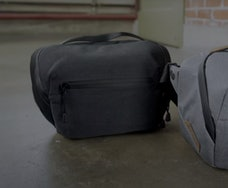 On the left is Amazon's sling bag and on the right is Peak Design.