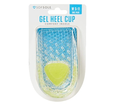 Sof Sole Gel Heel Cups (1 Pair)