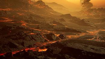 newly discovered hot super-Earth Gliese 486 b