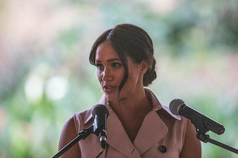 """Meghan Accuses Palace Of """"Perpetuating Falsehoods"""" In New Oprah Clip"""
