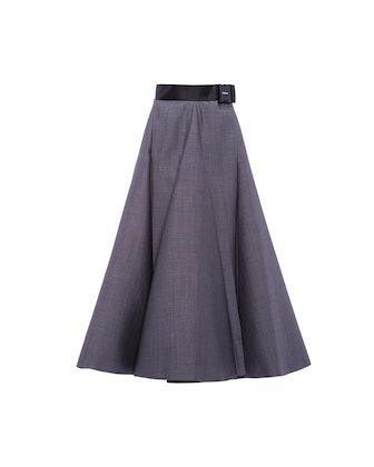 Kid Mohair Skirt