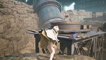 final fantasy vii remake intergrade yuffi wutai