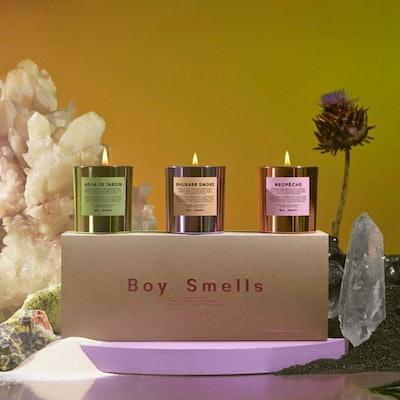 Boy Smells Hypernature Scented Candle Gift Set