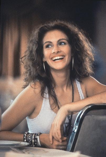 Julia Roberts in 1990's Pretty Woman