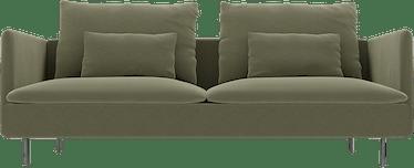 Söderhamn Sofa Cover in Sage Simply Velvet