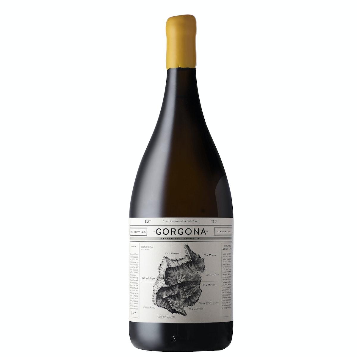 "Costa Toscana Bianco IGT ""Gorgona"" 2018 Magnum"