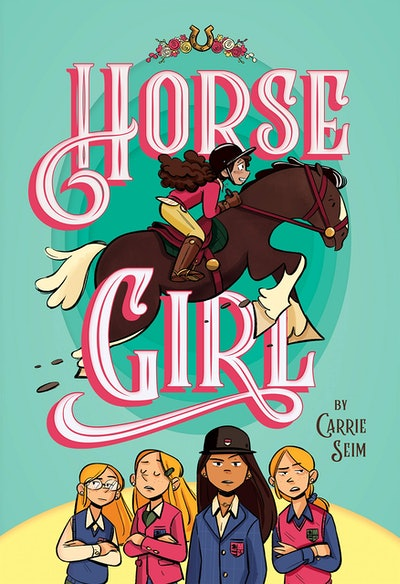 'Horse Girl' by Carrie Seim
