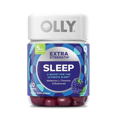 OLLY Extra-Strength Melatonin Gummies (100 Count)