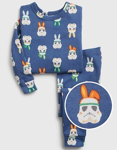 Star Wars™ Bunny Graphic Organic Cotton PJ Set