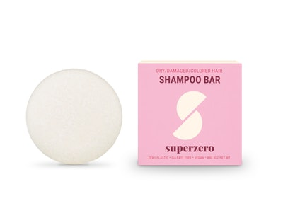 Shampoo Bar for Dry, Colored, Frizzy Hair