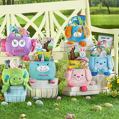 Furry Friends Easter Baskets