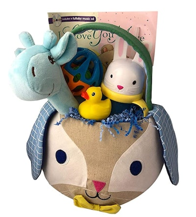 My First Easter Baby Easter Basket