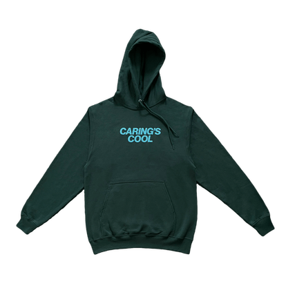 I.C.T.C. Club Hoodie, Forest Green