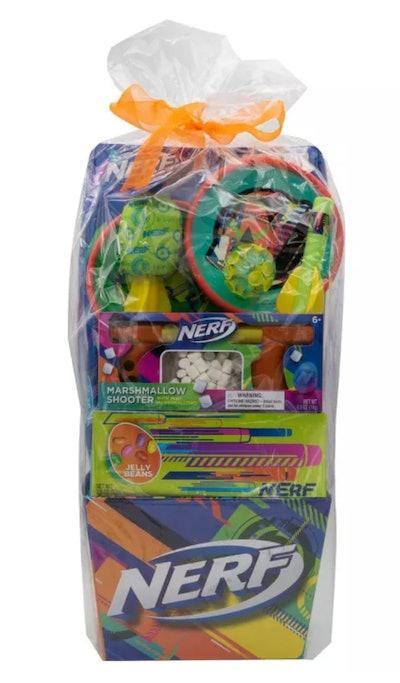 NERF Easter Pre-Filled Basket